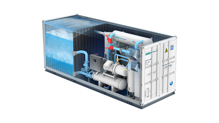 Ice Slurry (Water) Generating Units